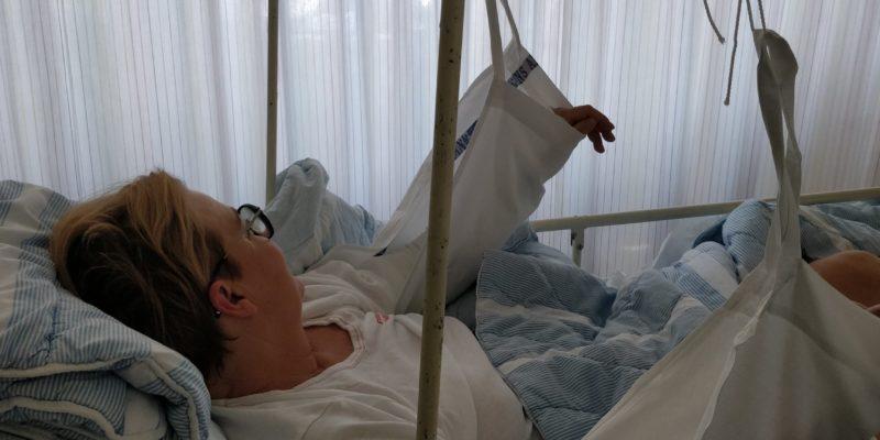 En beretning fra det virkelige liv – om hospitalsvæsnet